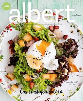 Albert v kuchyni, 2016  - ZDARMA s objednávkou