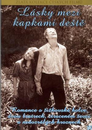 DVD Lásky mezi kapkami deště