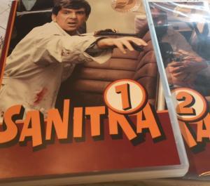 DVD Sanitka @ DVD - s velkou slevou!