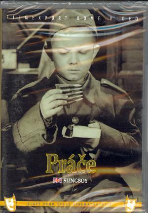 DVD Práče