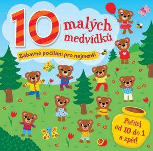 10 malých medvídků