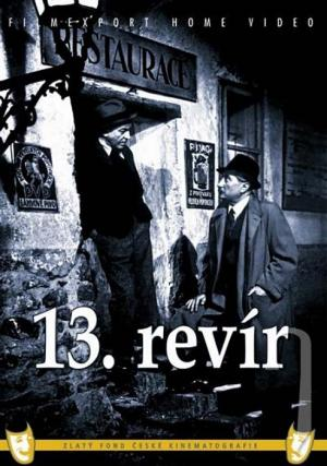 DVD 13. revír