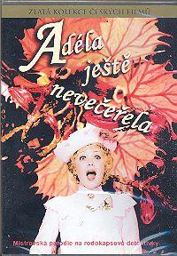 DVD Adéla ještě nevečeřela