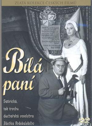 DVD Bílá paní