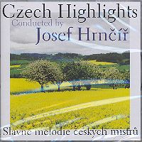 CD Slavné melodie českých mistrů