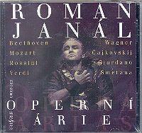 CD Operní árie