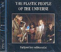 CD Pašijové hry velikonoční The Plastic People Of The Universe