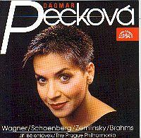 CD Dagmar Pecková - Wagner, Schoenberg, Zemlinsky, Brahms