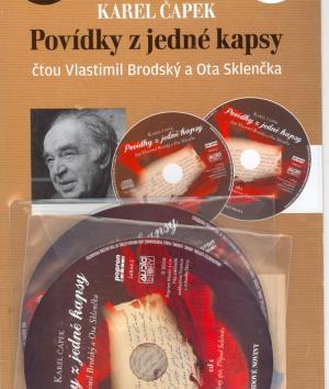 CD Povídky z jedné kapsy - 2 CD