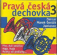 CD Pravá česká dechovka 3