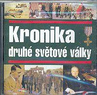 CD-ROM Kronika 2. světové války