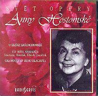 CD Svět opery Anny Hostomské