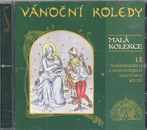 CD Vánoční koledy Malá kolekce