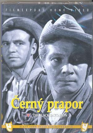 DVD Černý prapor
