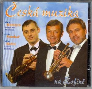 CD Česká muzika na Žofíně