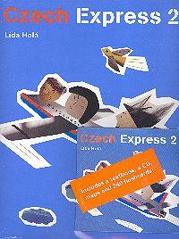 Czech Express 2: textbook, CD, 240 flash cards