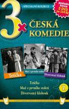 DVD 3x Česká komedie 7.