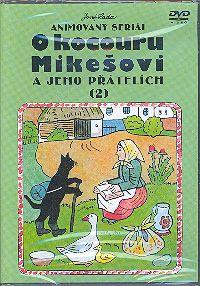 DVD O kocouru Mikešovi 2
