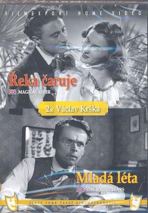 DVD Řeka čaruje  Mladá léta