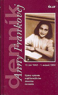 Denník Anny Frankovej SLOV