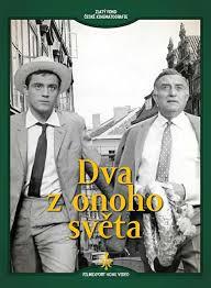 DVD Dva z onoho světa