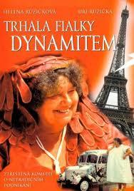 DVD Trhala fialky dynamitem