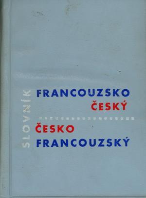 Francouzsko-český, česko-francouzský slovník USED