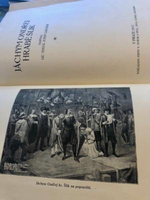 Jáchym Ondřej hrabě Šlik ANT, 1913