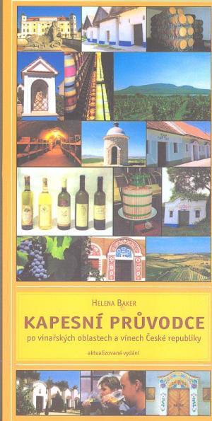 Kapesní průvodce po vinařských oblastech a vínech České republiky