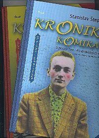 Kronika komika 2 díly SLOV