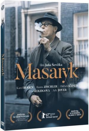 DVD Masaryk