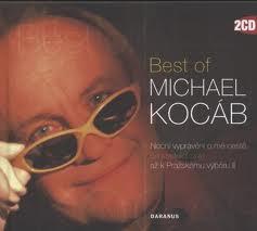 Best of Michal Kocáb - kniha a 2 CD
