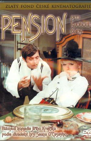 DVD Pension pro svobodné pány