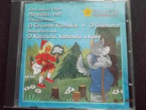 CD Pohádky na dobrou noc K.J.Erben