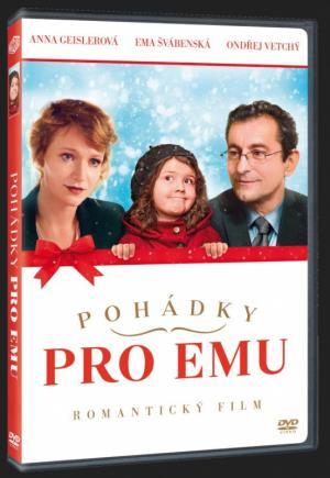 DVD Pohádky pro Emu