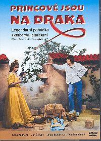 DVD Princové jsou na draka