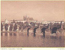 Print  Pražský hrad