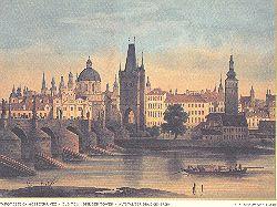Print Staroměstská mostecká věz