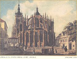 Print Katedrála Sv. Vita