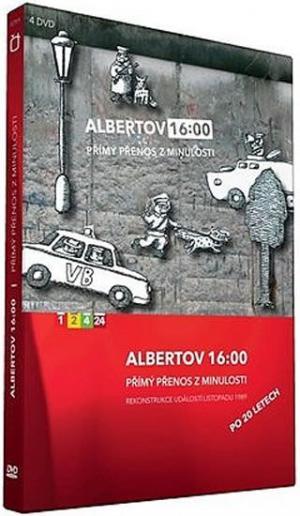 DVD Albertov 16:00 (4 DVD)