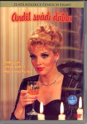 DVD Anděl svádí ďábla