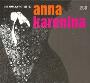 CD Anna Karenina - autdiokniha
