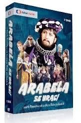 DVD Arabela se vrací aneb Rumburak králem Říše pohádek