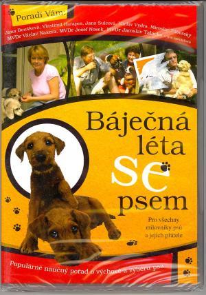 DVD Báječná léta se psem