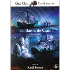 DVD Baron Prášil