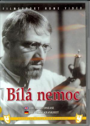 DVD Bílá nemoc