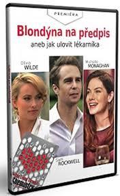 DVD Blondýna na předpis