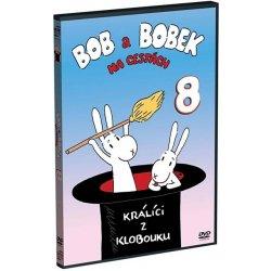 DVD Bob a bobek 8 - králíci z klobouku
