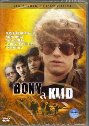 DVD Bony a klid