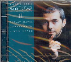 CD Na plovárně II: Havel, Pecková, Pešek